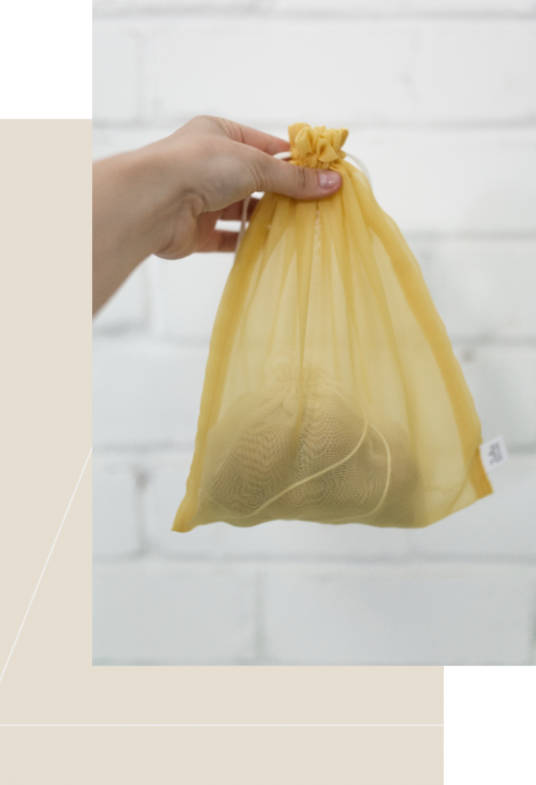 Žalia žinutė maišelyje