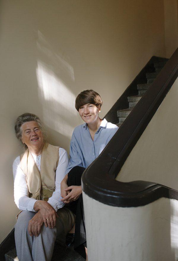 Dalia Bazarienė and Eglė Bazaraitė
