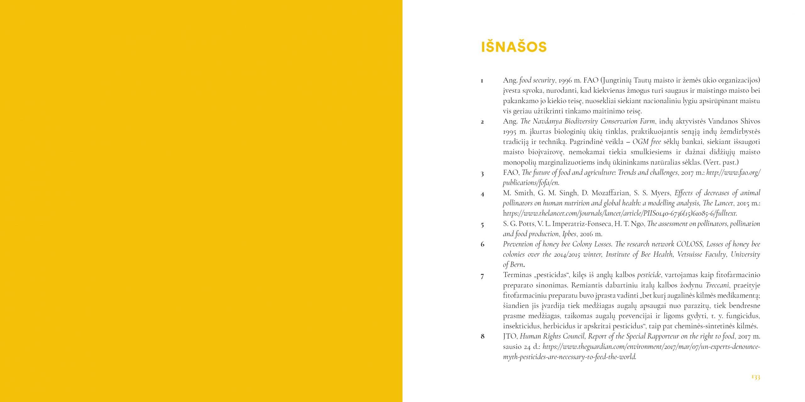 Bičių Revoliucija. Ištrauka 11