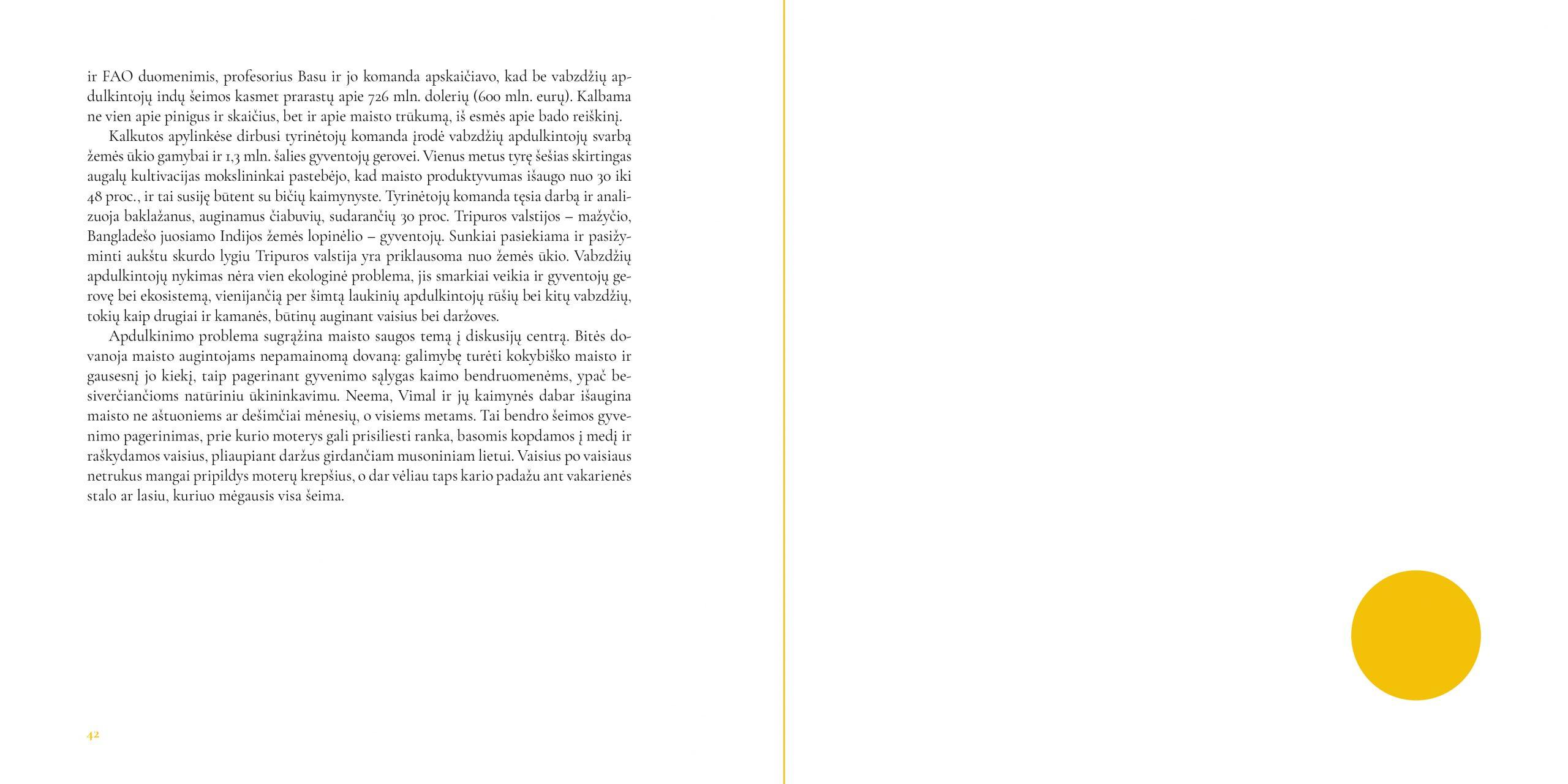 Bičių Revoliucija. Ištrauka 4