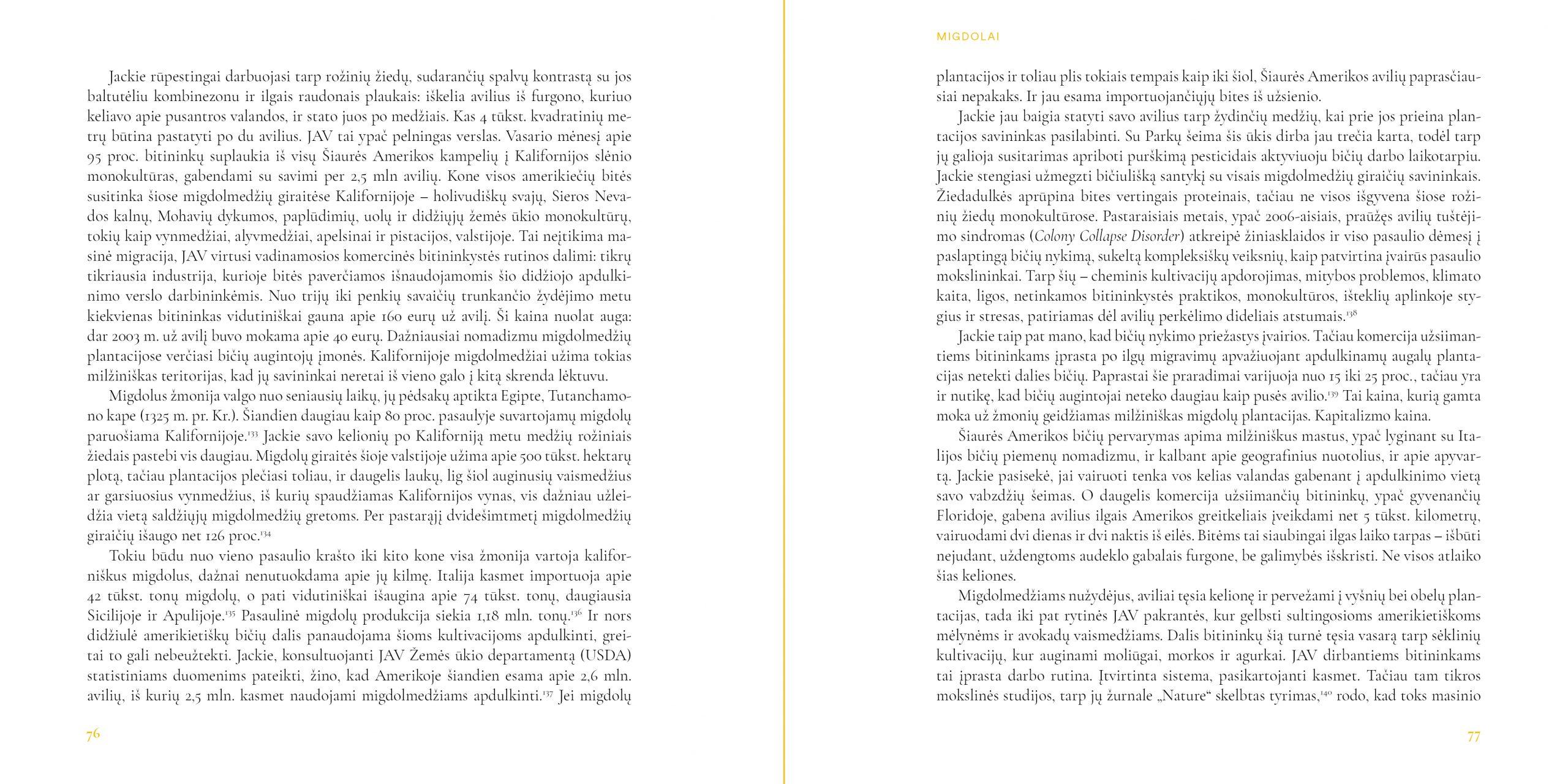 Bičių Revoliucija. Ištrauka 7
