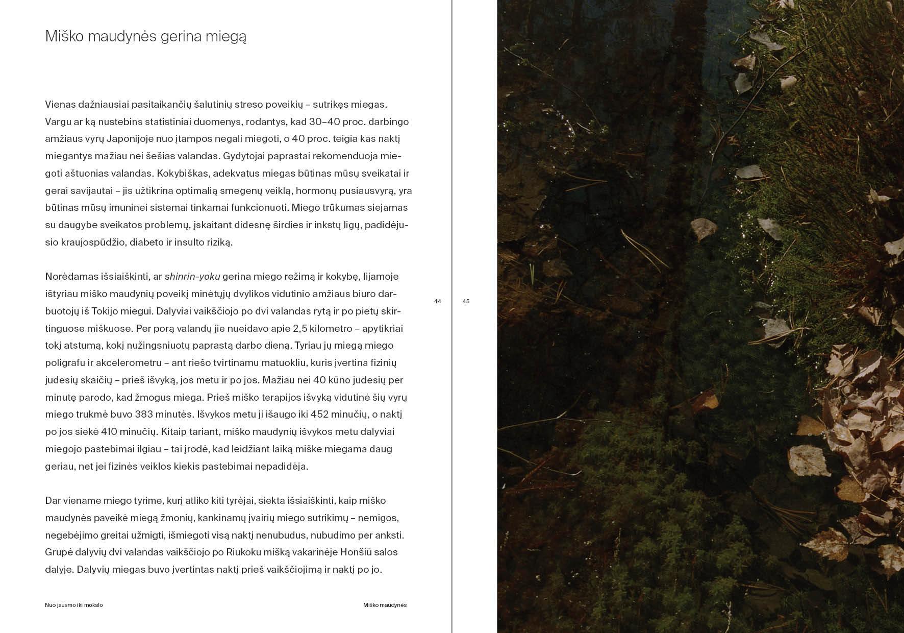 Miško maudynės 6